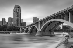 The Mood of Upper St. Anthony Falls