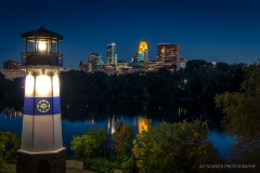 Minneapolis Lighthouse