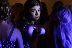 It's Getting Serious - Princess Faces at the Dance